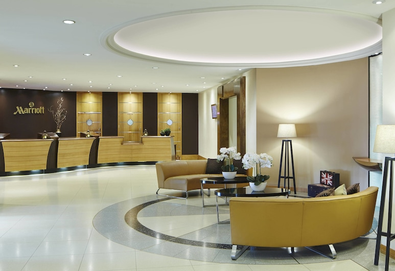 Bexleyheath Marriott Hotel, Bexleyheath, Lobby