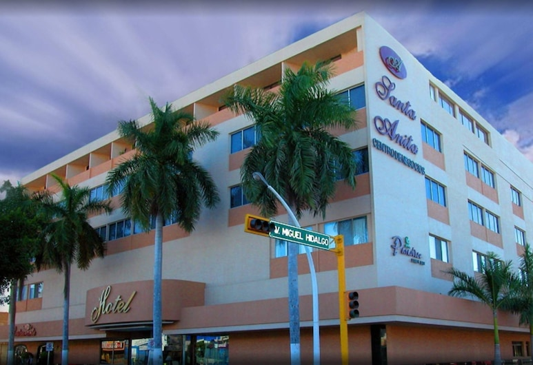 Hotel Santa Anita, Los Mochis