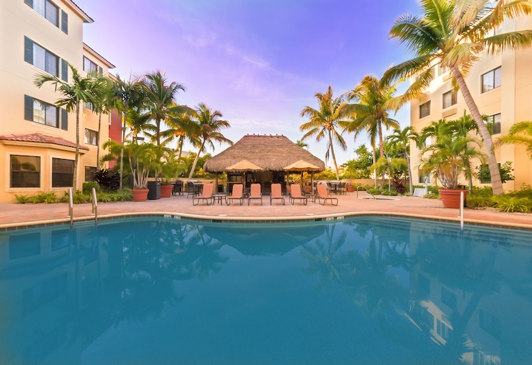 Staybridge Suites Naples - Gulf Coast, Naples, Sundlaug