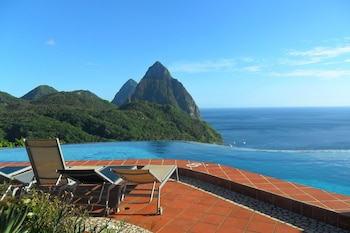 Picture of La Haut Resort in Soufriere