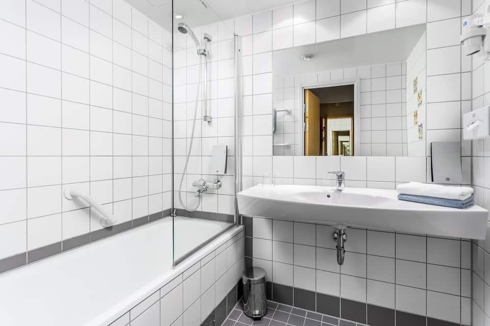 Habitación estándar, 1 cama doble, para no fumadores - Baño