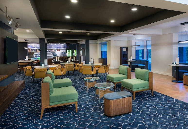 Courtyard by Marriott Tallahassee North/I-10 Capital Circle, טלהאסי, לובי
