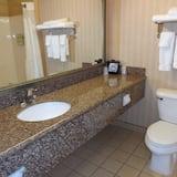 ห้องสแตนดาร์ด, เตียงควีนไซส์ 2 เตียง, ปลอดบุหรี่ - ห้องน้ำ