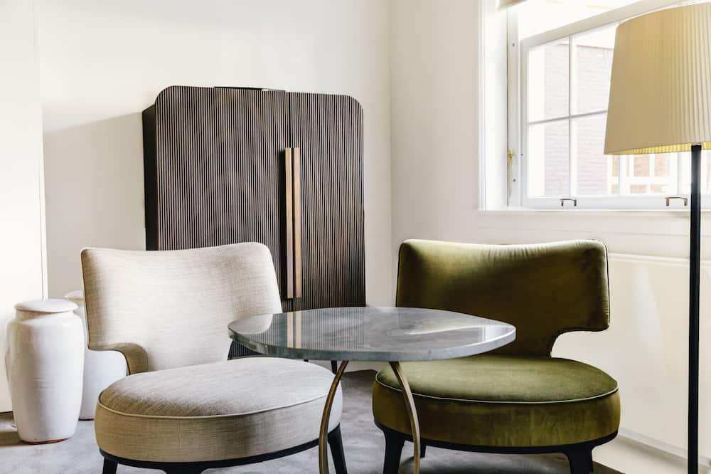 Luxury Duplex (Room) - Living Area