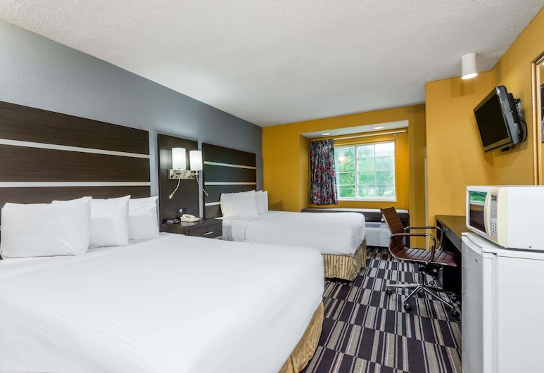 Microtel Inn & Suites by Wyndham Dayton/Riverside OH, Dayton, Room, Accessible, Guest Room