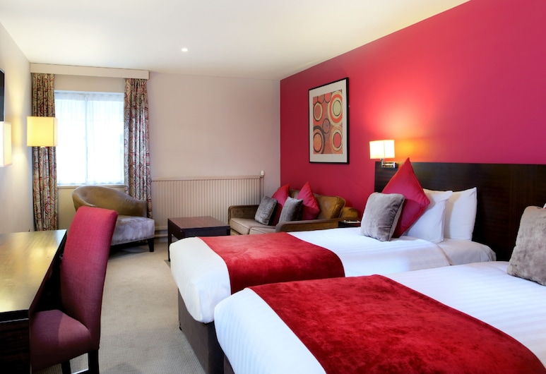 Aberdeen Airport, Sure Hotel Collection by Best Western, Aberdeen, Executive Twin Room, Guest Room