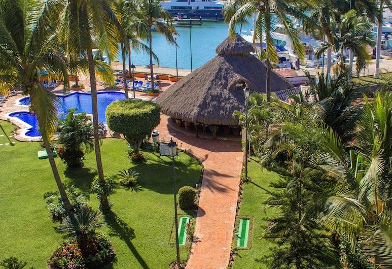 Flamingo Vallarta Hotel & Marina, Puerto Vallarta, Pogled iz hotela