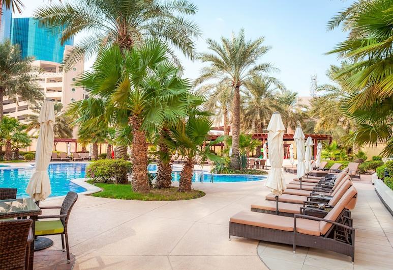 The Diplomat Radisson BLU Hotel, Residence & Spa, Manama, Vista de la habitación