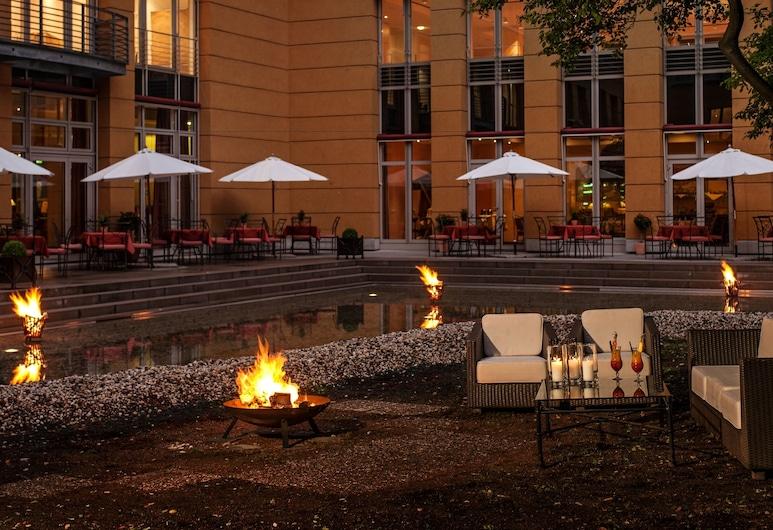 Hotel Elbflorenz Dresden, דרזדן, חדר אורחים
