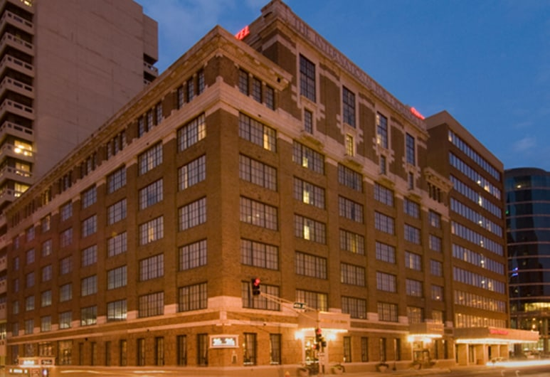 Drury Plaza Hotel St. Louis at the Arch, St. Louis, Hotelfassade