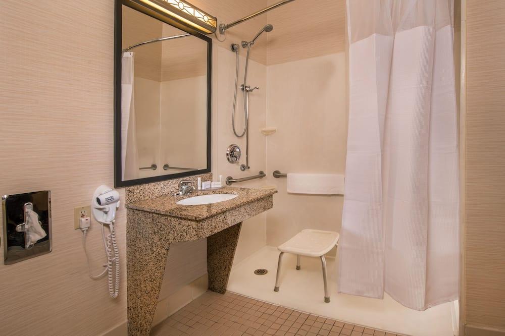 Room, 2 Katil Ratu (Queen), Non Smoking - Bilik mandi