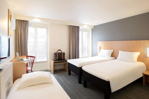 巴黎高速列車北站宜必思酒店/