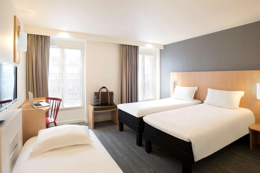 Standard Triple Room, Multiple Beds (1 lit double et un sofa convertible) - Guest Room