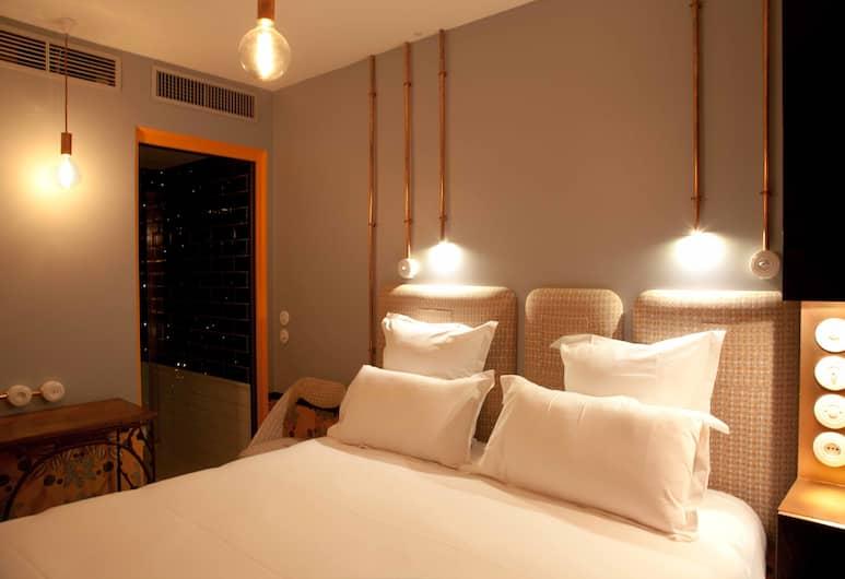 오텔 엑스키 바이 엘레강시아, 파리, 더블룸 (Fantasia), 객실