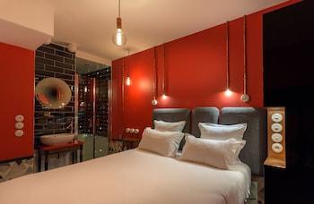 Naktsmītnes Hôtel Exquis by Elegancia attēls vietā Parīze