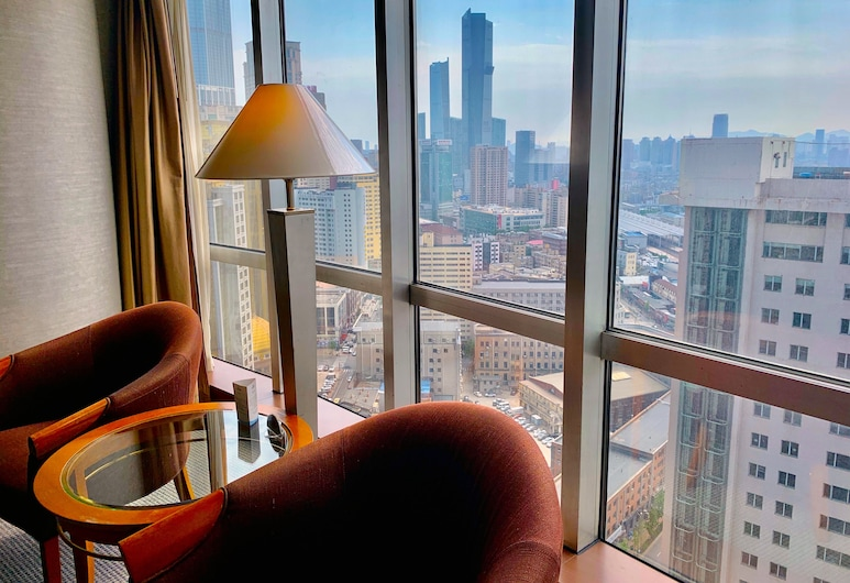 Hotel Nikko Dalian, Dalian, Superior-herbergi, Herbergi