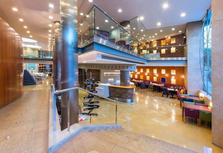Tryp Castellón Center Hotel, Castello de la Plana, Lobby