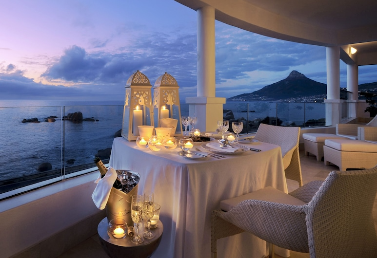 The Twelve Apostles Hotel and Spa, Cape Town, Presidential Penthouse, 1 Bedroom, Terrace, Sea View, Guest Room