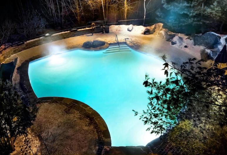 Le Westin Resort & Spa, Tremblant, Quebec, Mont-Tremblant, Piscine