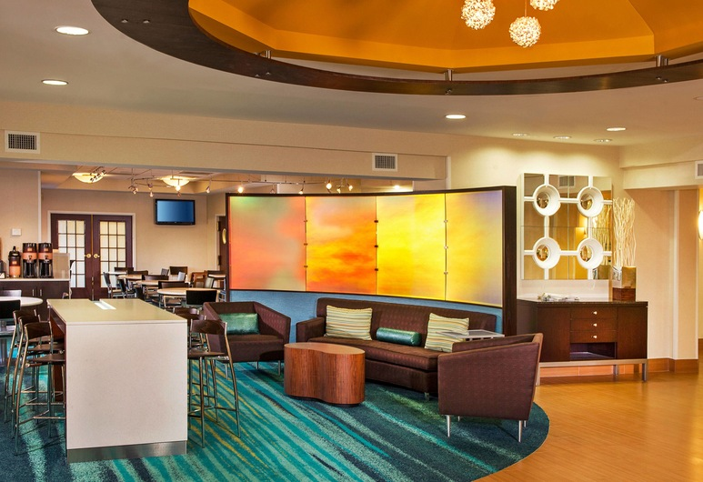 SpringHill Suites by Marriott Charlotte Univ. Research Park, Charlotte, Lobby