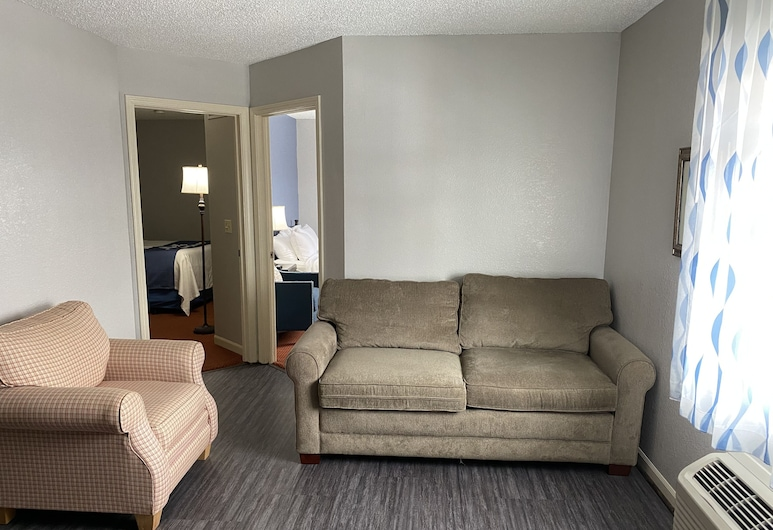 Days Inn & Suites by Wyndham Green Bay WI., Green Bay, Suite, 2 camas queen-size, Não-fumadores, Quarto