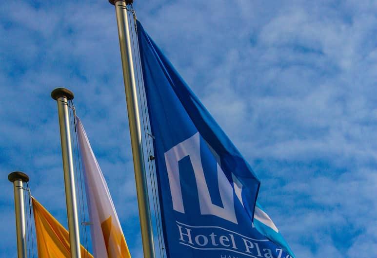 Hotel Plaza Hannover, Hannover, Mặt tiền/ngoại thất
