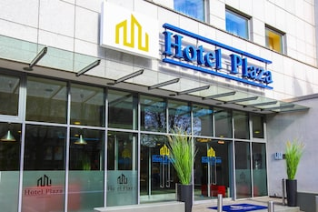 Mynd af Hotel Plaza Hannover í Hannóver