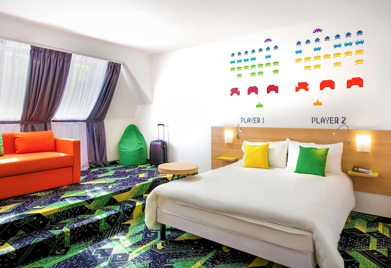 Ibis Styles Budapest Center, Budapest, Family Room, Guest Room