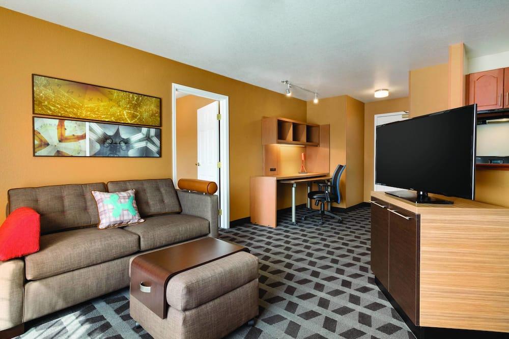 Suite, 1 Bedroom, Non Smoking - Imej Utama