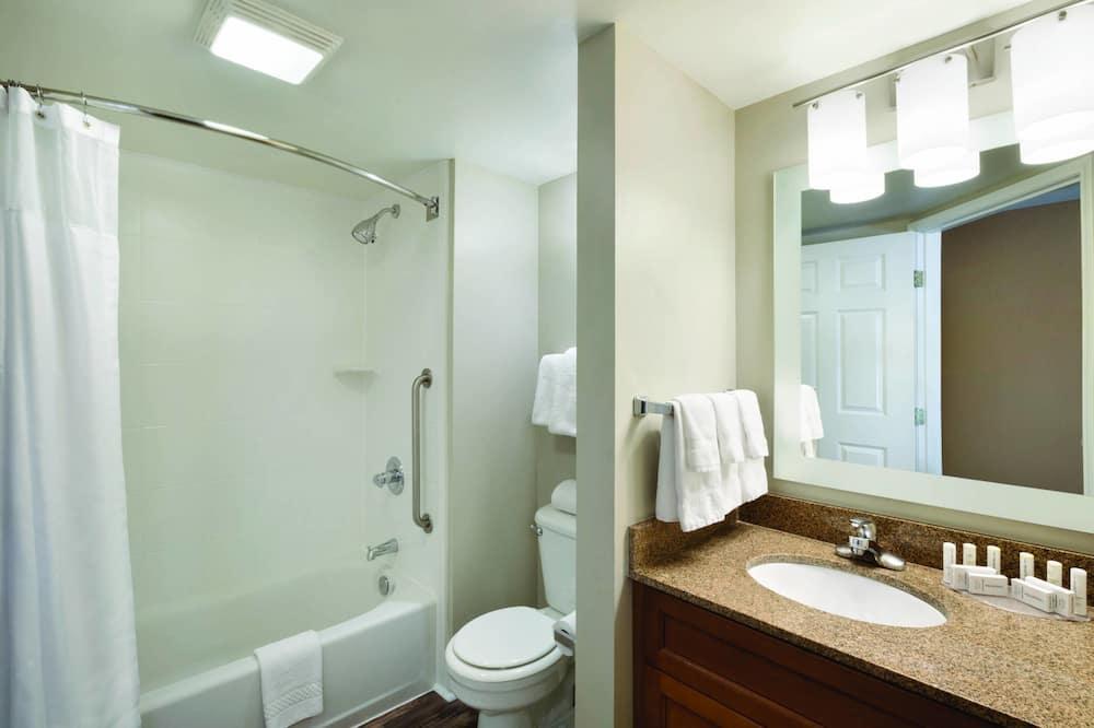 Suite, 1 Bedroom, Non Smoking - Bilik mandi