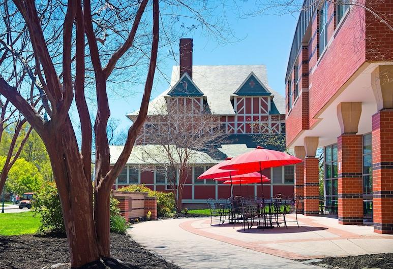Kellogg Conference Hotel at Gallaudet University, Waszyngton, Taras/patio