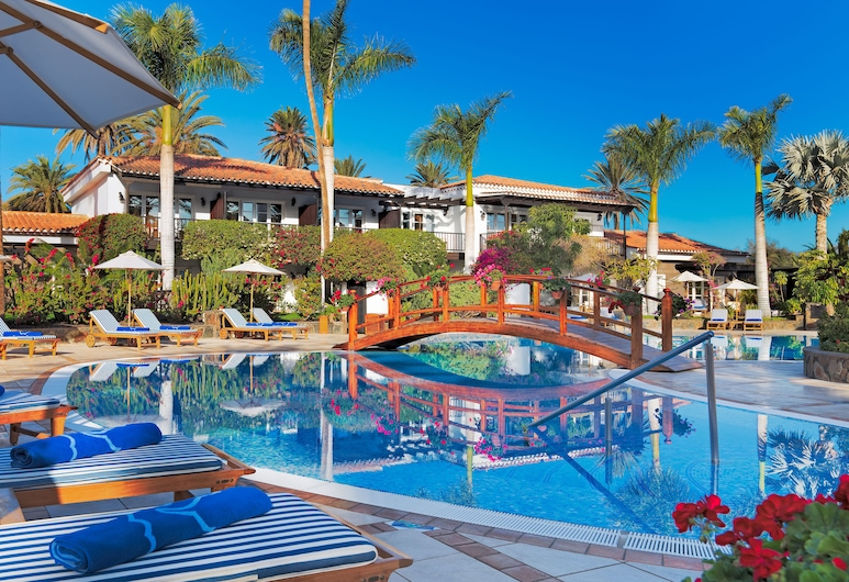 Seaside Grand Hotel Residencia, San Bartolome de Tirajana, Ulkouima-allas