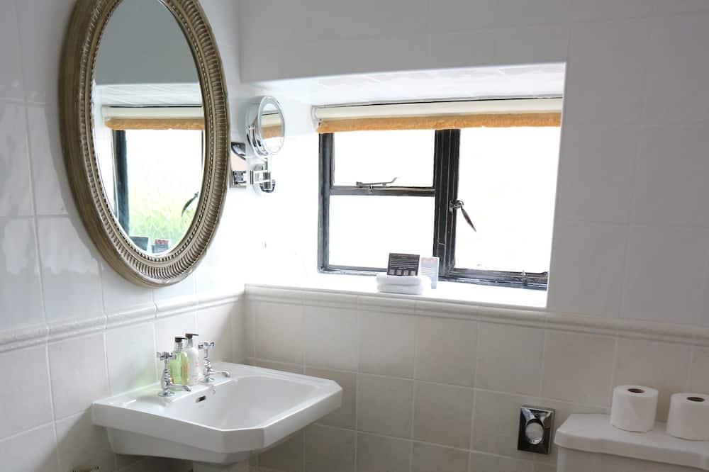 豪華雙人房, 1 間臥室, 花園景, 花園 - 浴室