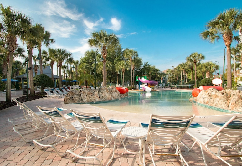 SpringHill Suites by Marriott Orlando Lake Buena Vista South, Kissimmee, Basen
