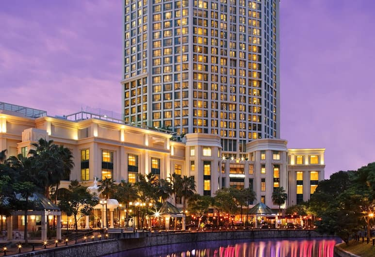 Grand Copthorne Waterfront, Singapore, Buitenkant