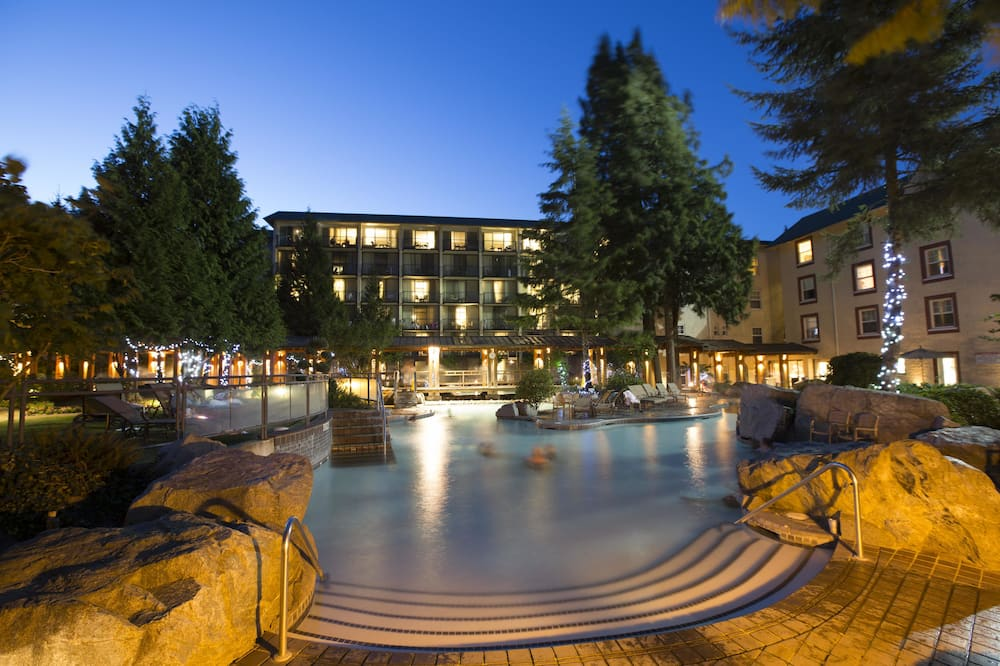 Harrison Hot Springs Resort and Spa, Harrison Hot Springs