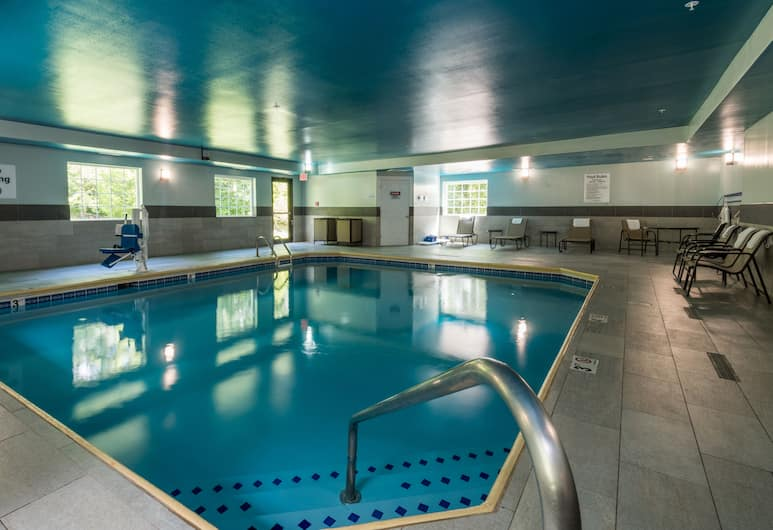 Holiday Inn Express & Suites - North Carmel / Westfield, Carmel, Piscine