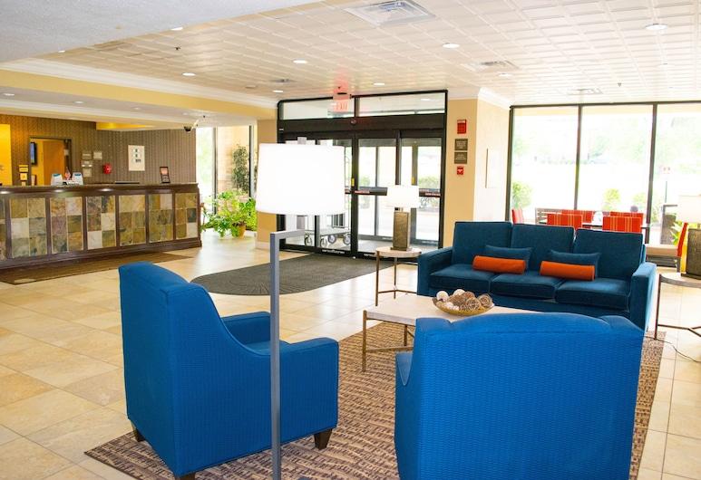 Comfort Inn Cranberry Township, Mars, Lobby