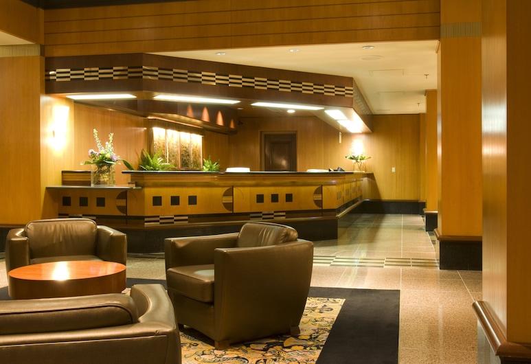 帕拉戴斯賭場飯店, 東皮歐立亞, 大廳