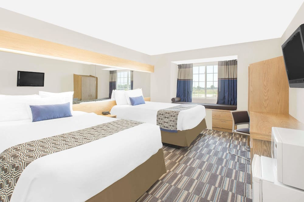 Standard Room, 2 Queen Beds - Guest Room