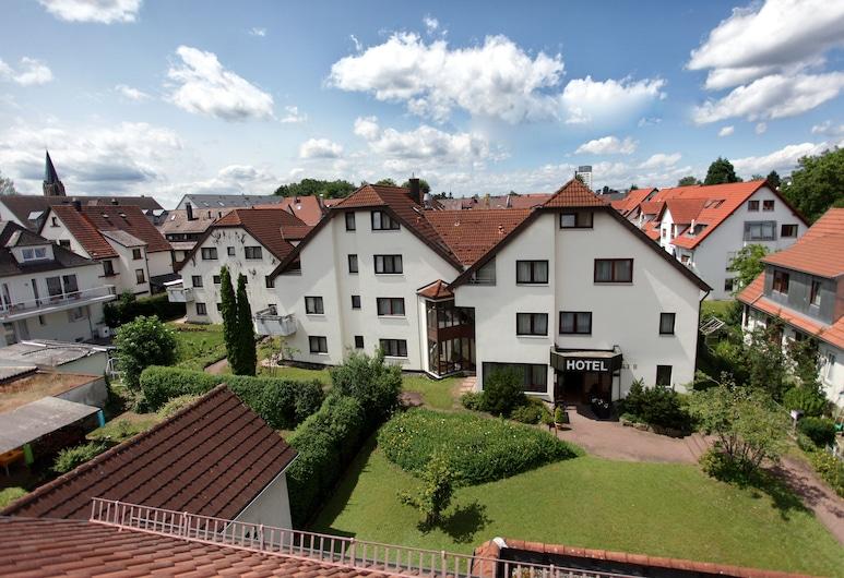 Hotel Flora Stuttgart - Möhringen, Stuttgart, Overnatningsstedets område