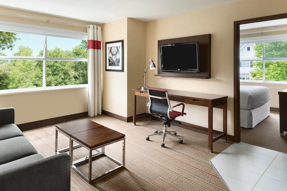 Apartmá, dvojlůžko (180 cm), nekuřácký - Pokoj