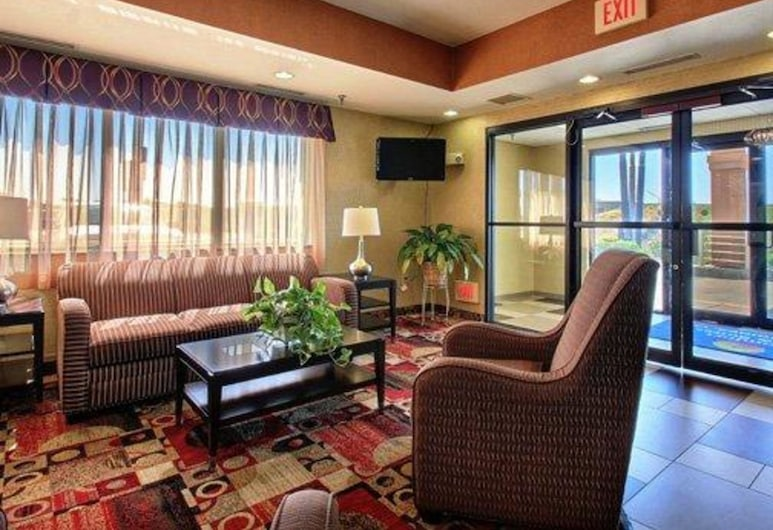 Quality Inn, Des Moines, Lobby