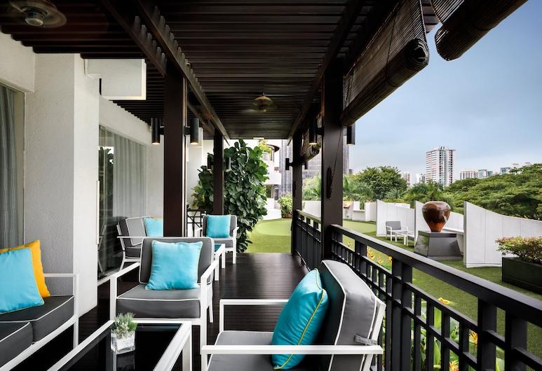 Copthorne Kings Singapore, Сінгапур, Тераса/внутрішній дворик