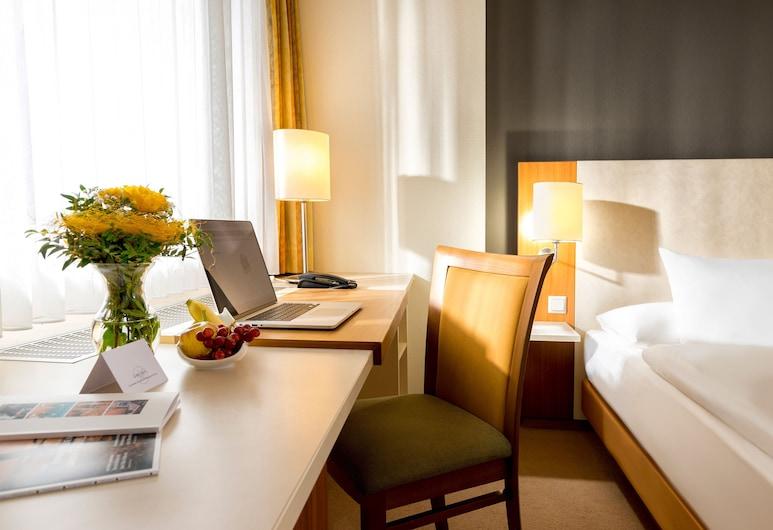 Essential by Dorint Köln-Junkersdorf, Colonia, Habitación (Essential Room with Single Bed), Vista de la habitación
