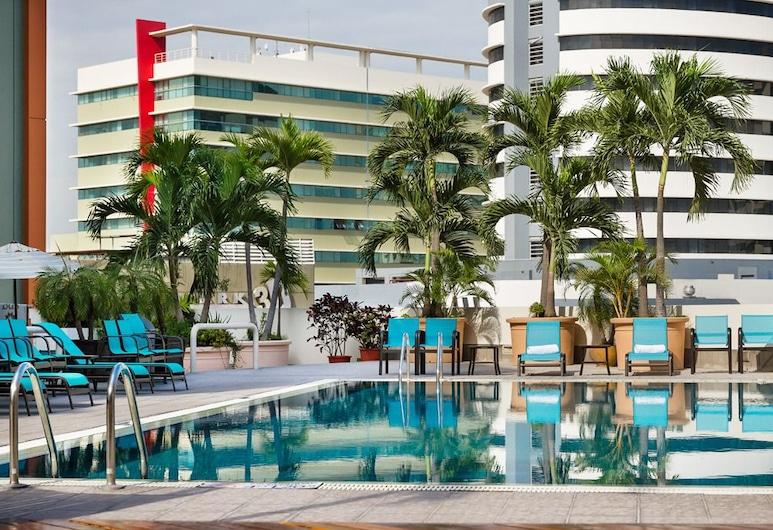 Sheraton Guayaquil Hotel, Guayaquil, Outdoor Pool