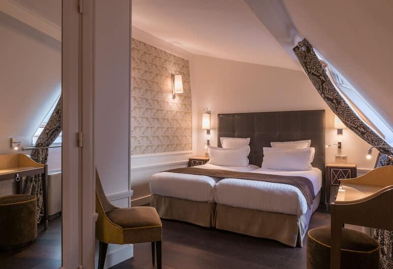 Crystal Hôtel, Parijs, Standaard Twin kamer, Kamer