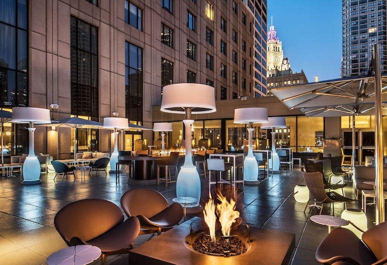 The Gwen, a Luxury Collection Hotel, Michigan Avenue Chicago, Chicago, Restaurace