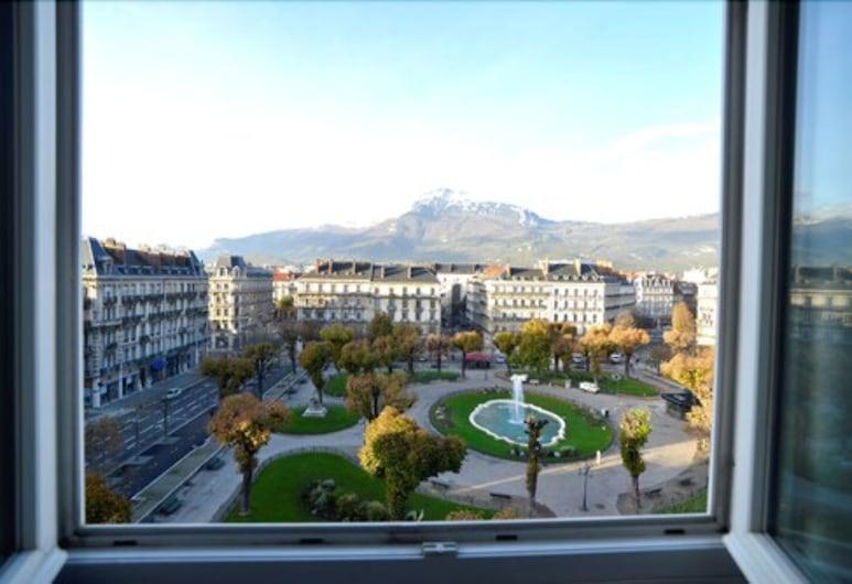 Hôtel d'Angleterre Grenoble Hyper-Centre, Grenoblis, Vaizdas iš viešbučio