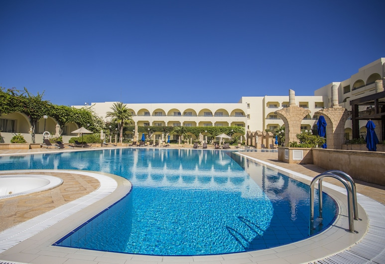 Golden Carthage Hotel Tunis, La Marsa, Utomhuspool